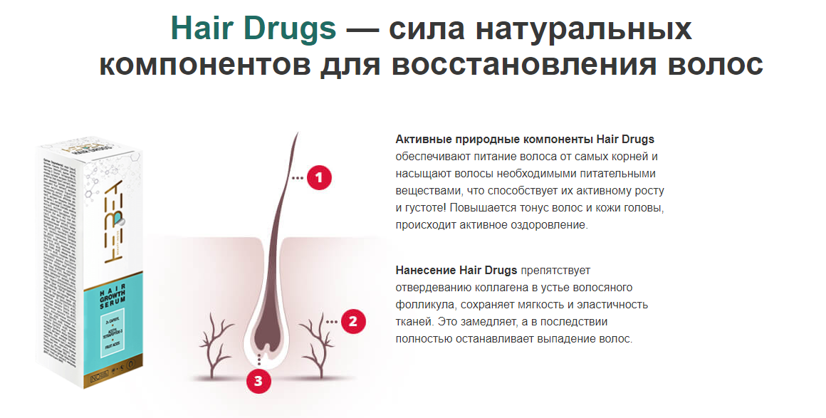 Информация о Hair Drugs